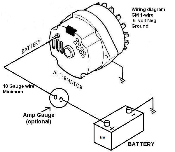 Cape Starter Alternator Diagrams